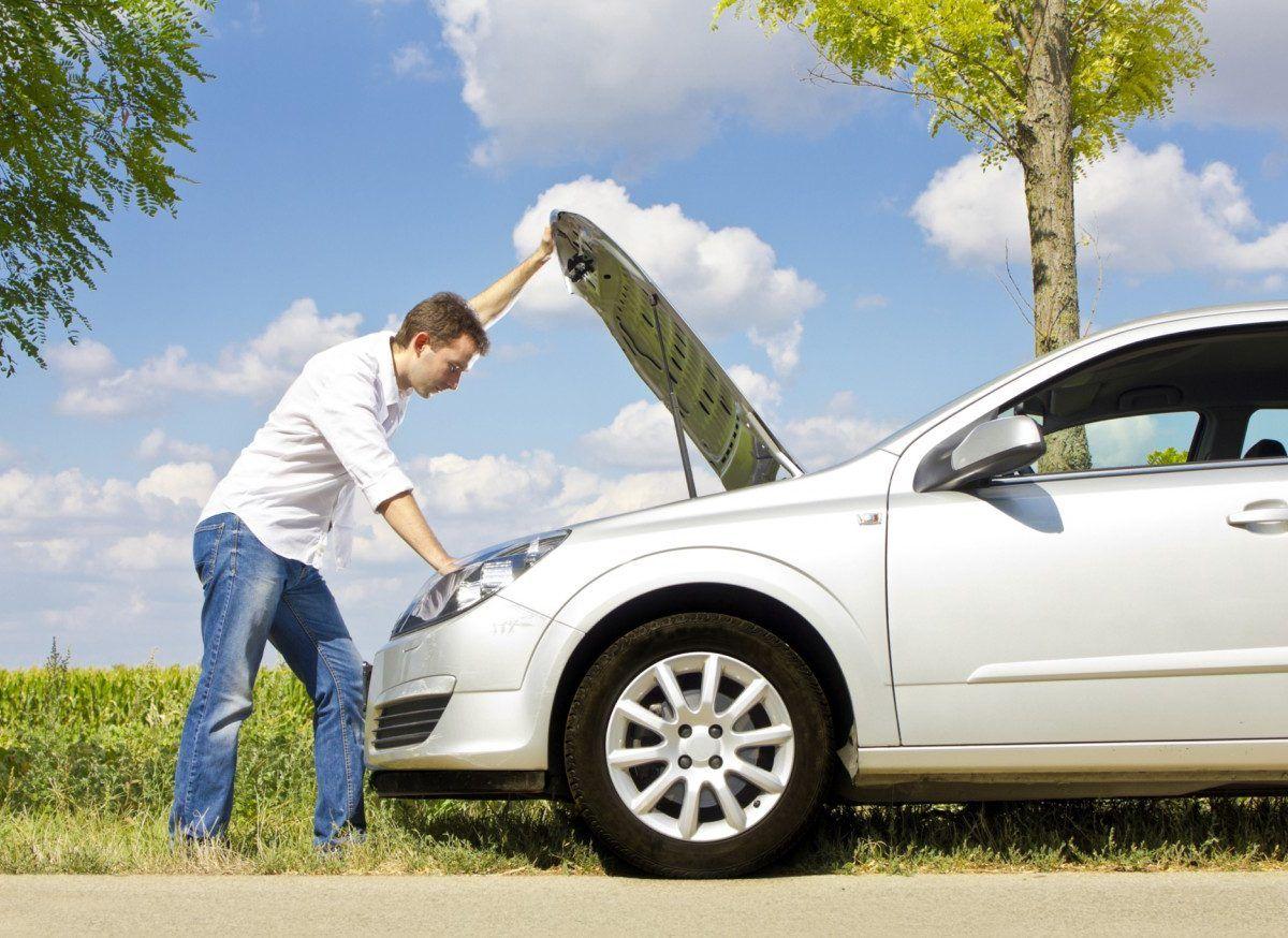 averias de coche más frecuentes en verano