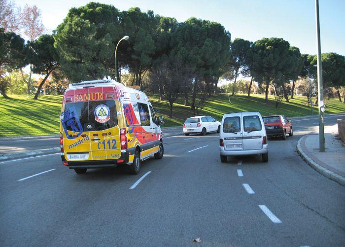 vehiculo emergencia